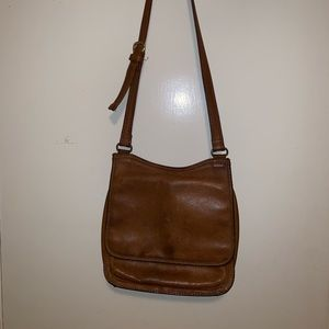 Vintage 1954 fossil crossbody purse